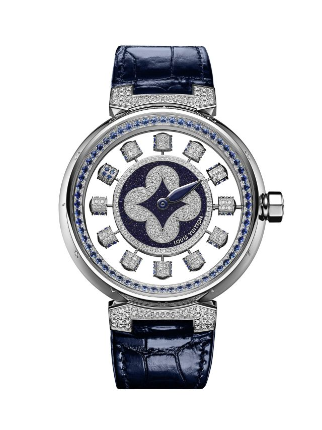 louis vuitton tambour spin   watch trends 2020