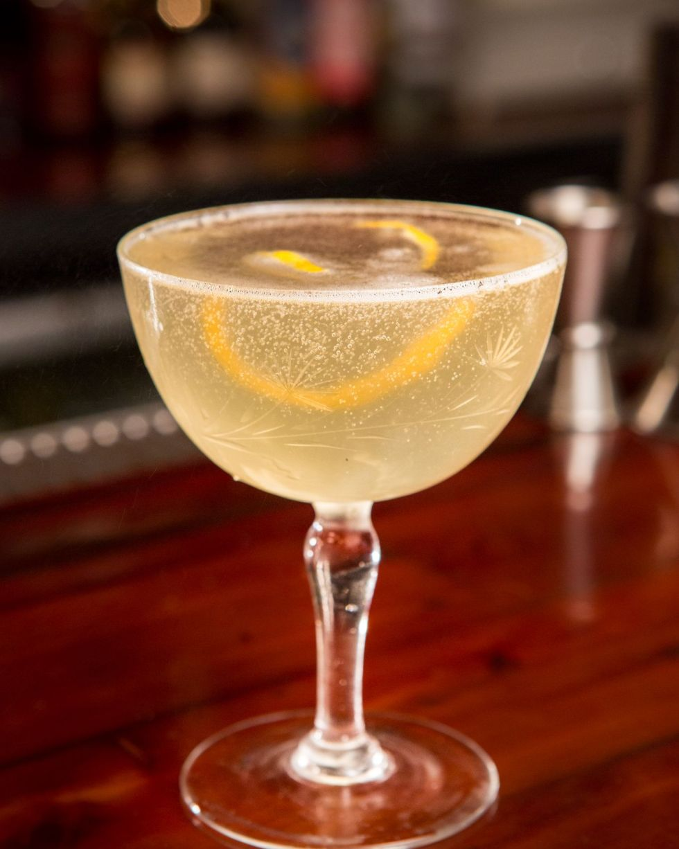 11 Tanqueray French 75