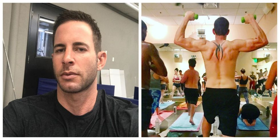Tarek El Moussa Posts Candid Instagram About How He Got