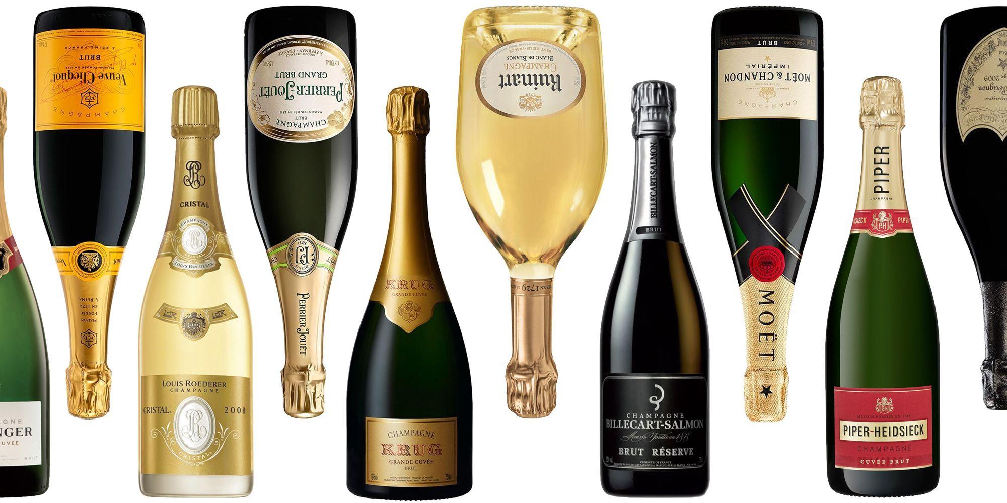 10 best champagne brands