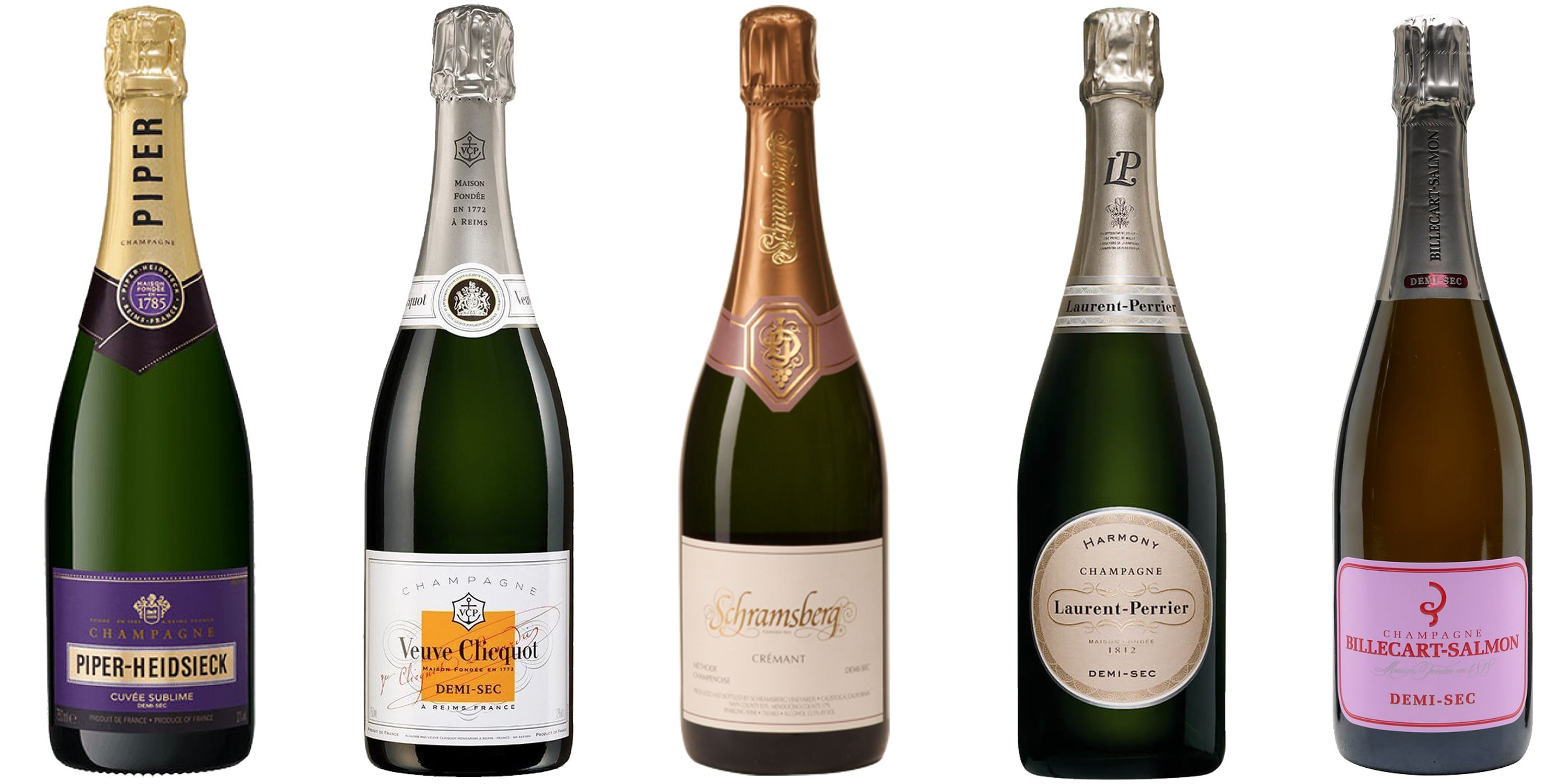 the best sweet champagne