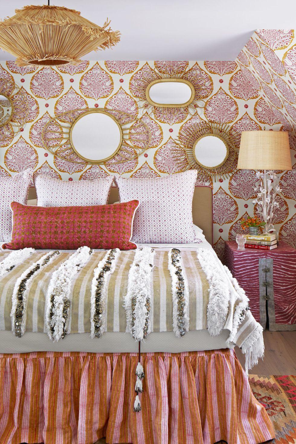 teen bedroom ideas - boho