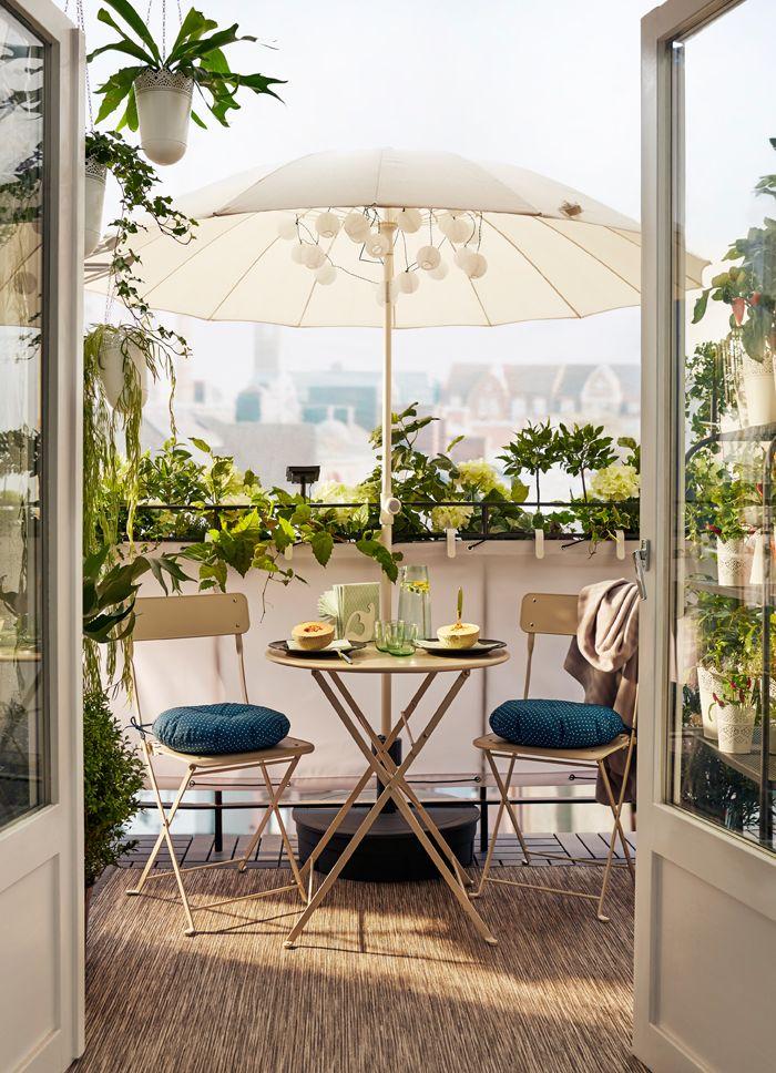 Consejos de decoracin para terrazas pequeas