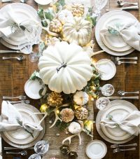 25 Best Thanksgiving Decorations - Stylish Thanksgiving ...