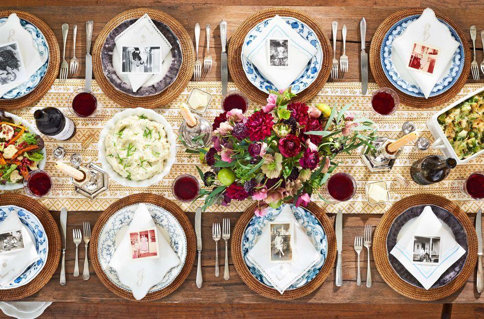 20 thanksgiving table setting