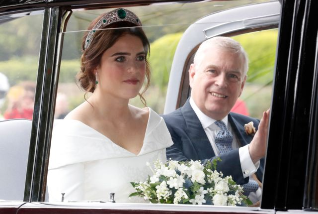 See Every Gorgeous Photo of Princess Eugenie in Her Wedding Dress