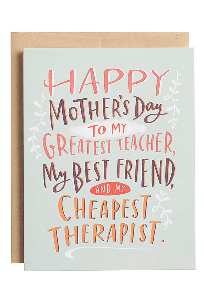 Happy Mothers Day Bestie Images : happy, mothers, bestie, images, Funny, Mother's, Cards, Laugh