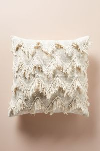 20 Fringe Throw Pillows That Make The Funkiest Living Room ...