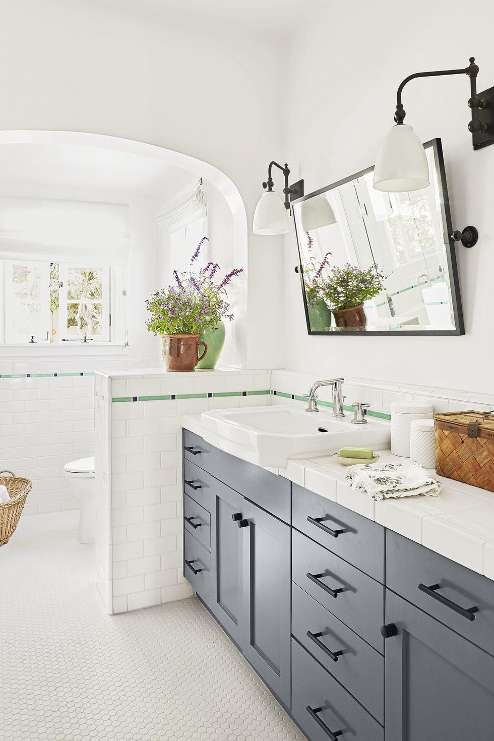 of tile kitchen countertops