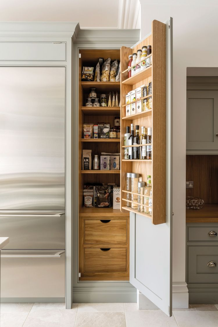 12 Pantry Ideas Larder Cupboard Ideas For Every Kitchen