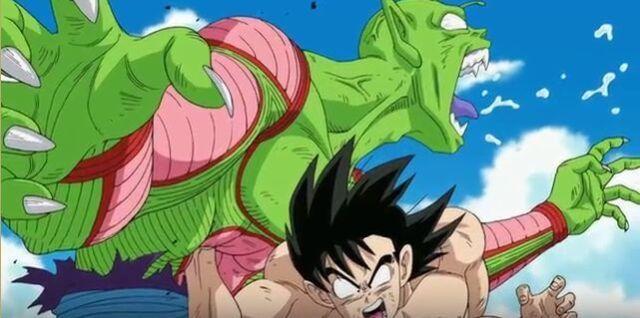 top mejores momentos dragon ball 6 goku piccolo