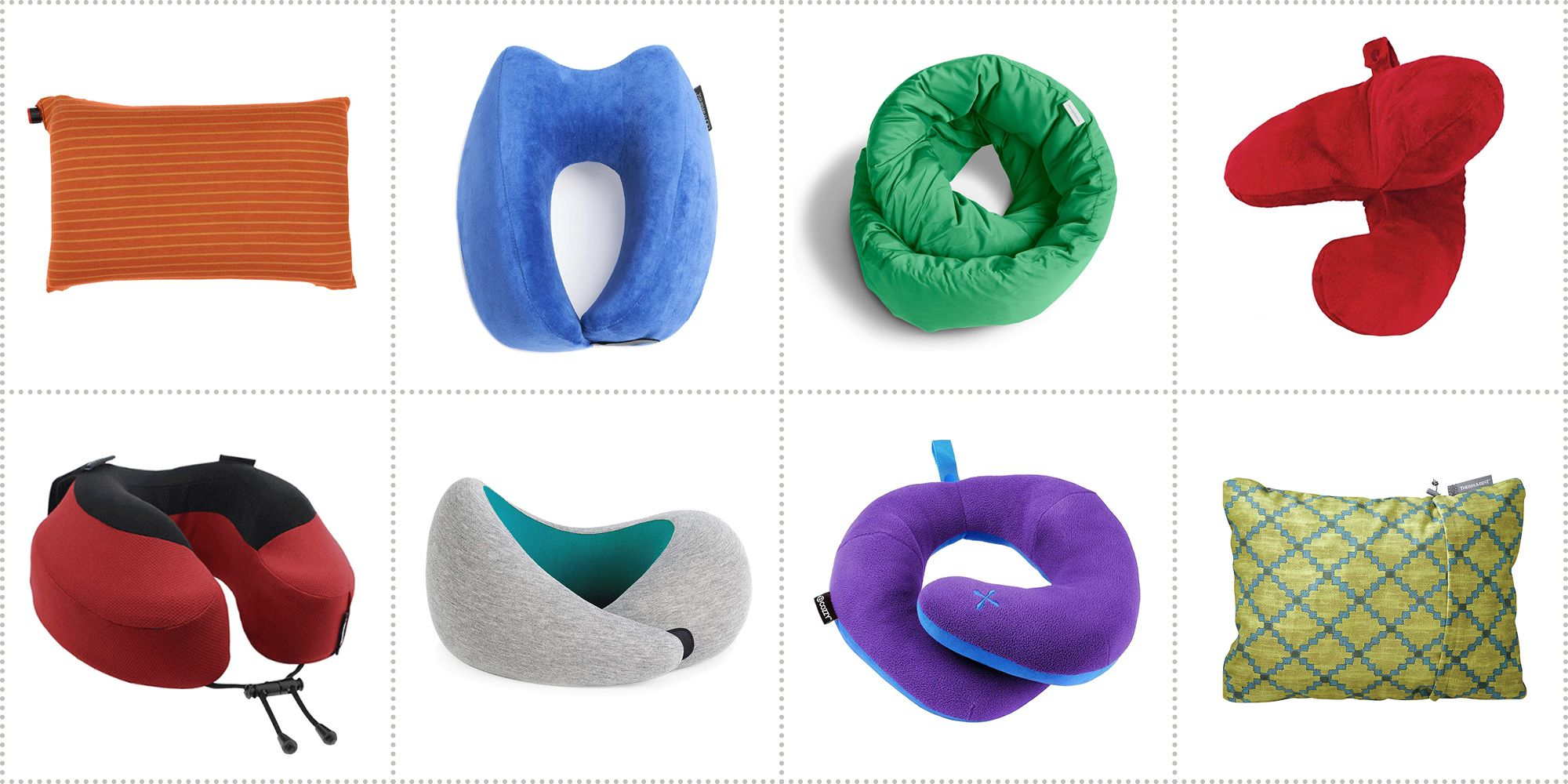 the 11 best travel pillows for great sleep on the go