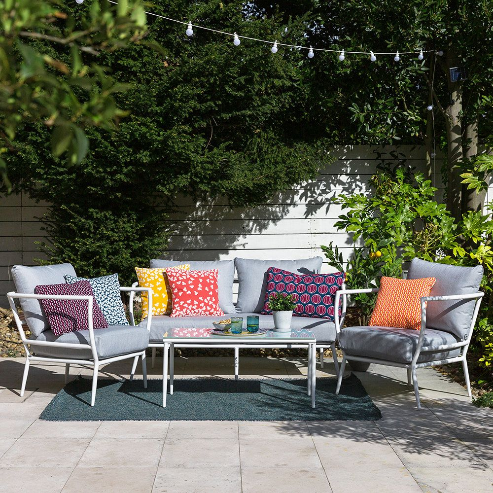 16 outdoor cushions that will spruce up your garden furniture in an instant