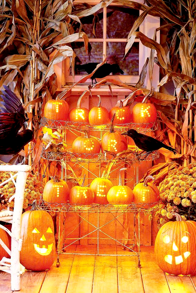 45 Best Outdoor Halloween Decoration Ideas Creative Halloween Front Yard Decorating