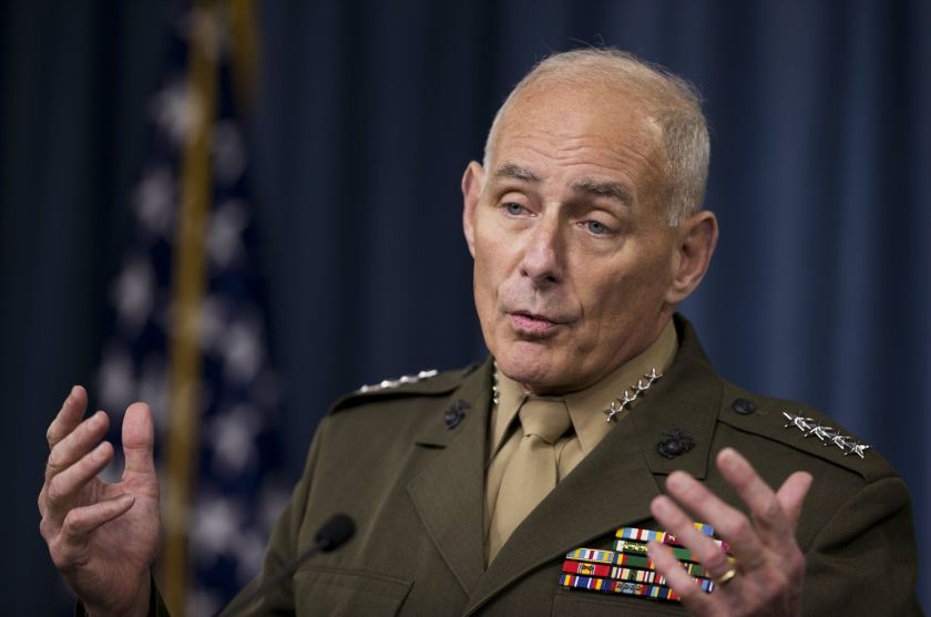 Image result for gen john kelly