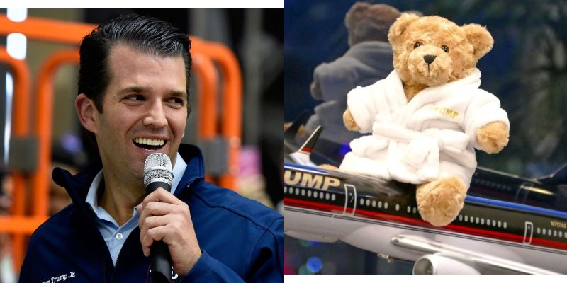 Stumped for Valentine's Day Gift Ideas? Donald Trump Jr.'s Got You. 1