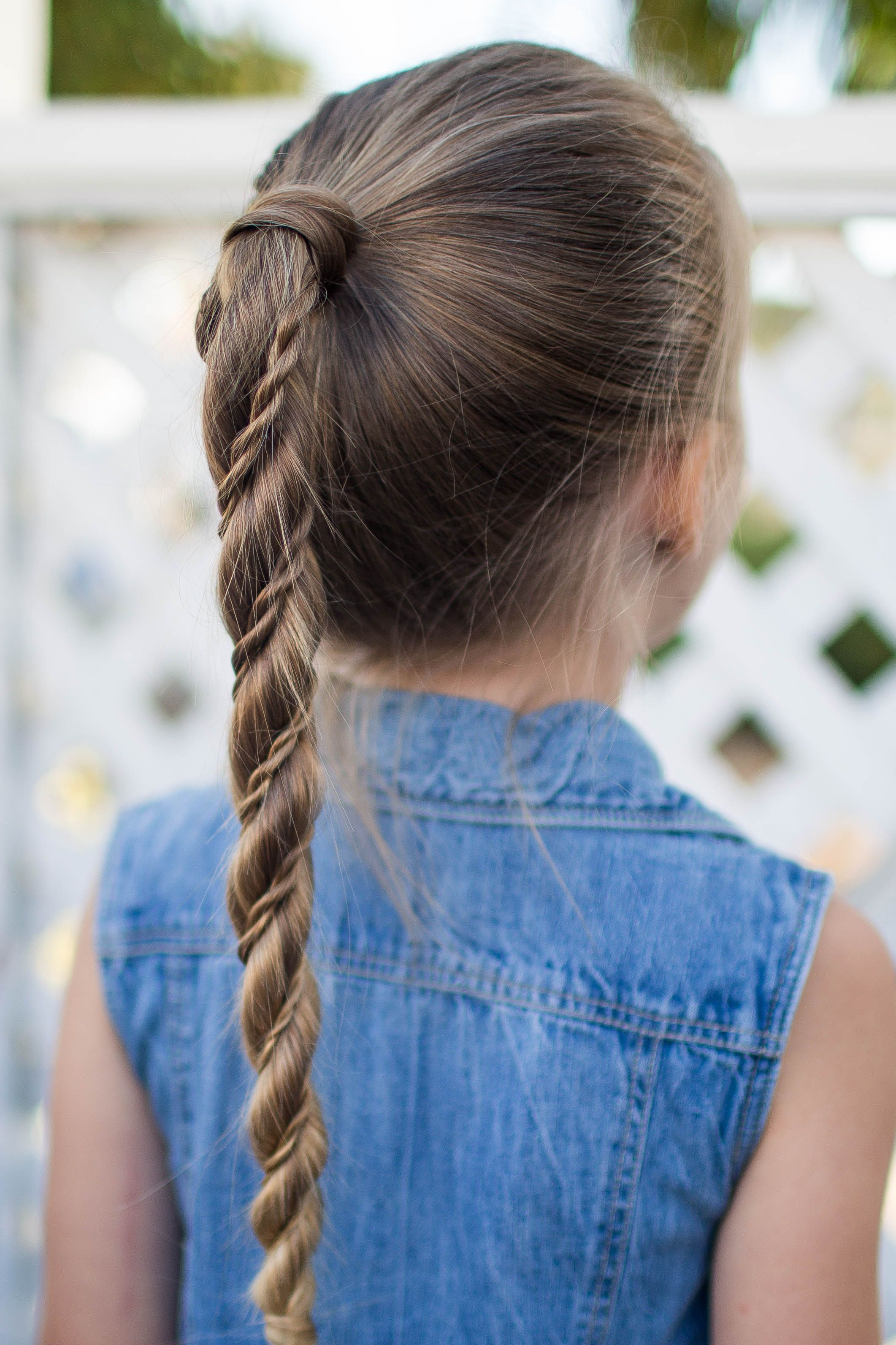 easy kids hairstyles