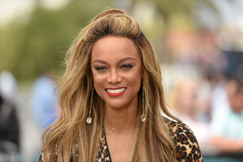 TYRA BANKS TO BE THE NEW HOST