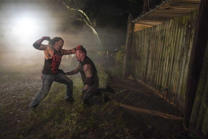 wwe wrestlemania 36 aj styles vs the undertaker