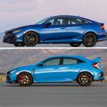 Do I Want A Honda Civic Si Or The Honda Civic Type R
