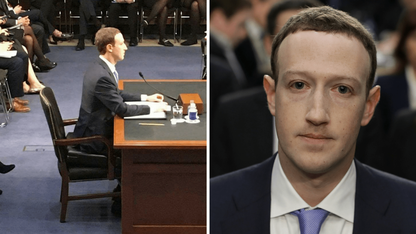 In Defence Of Mark Zuckerbergs Booster Seat