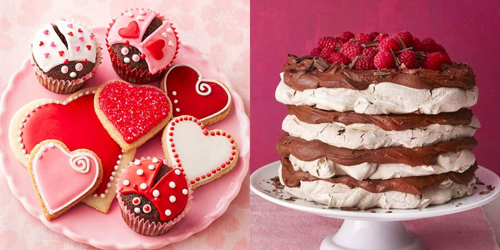 43 Valentines Day Cupcakes And Cake Recipes Easy Ideas