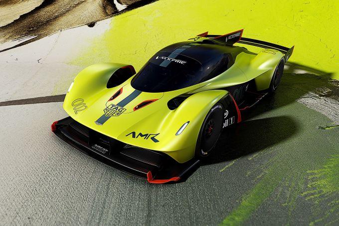 Aston Martin Canceling Valkyrie Race Car Puts Hypercar In Turmoil