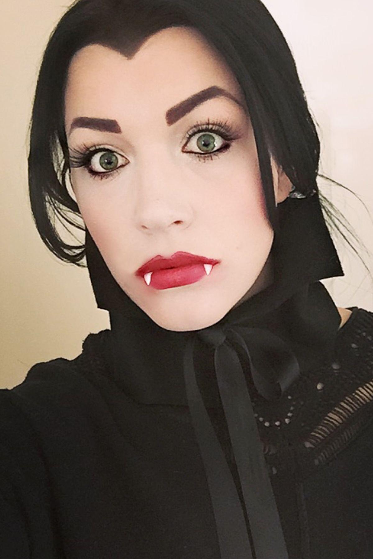 Diy Vampire Costume Womens : vampire, costume, womens, Vampire, Costume, Dracula