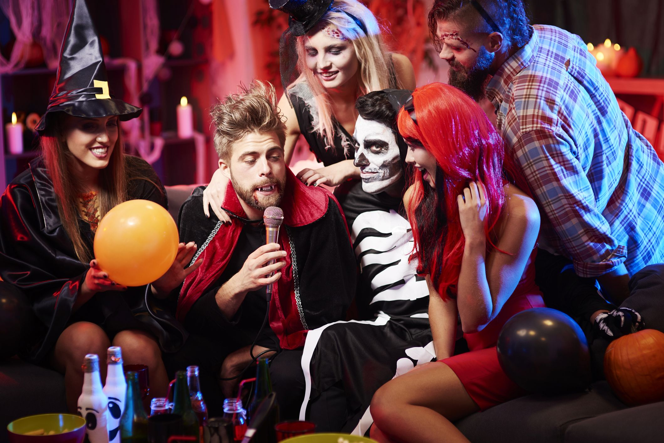 Your guests will become … 35 Halloween Party Games For Adults Including Halloween Drinking Games