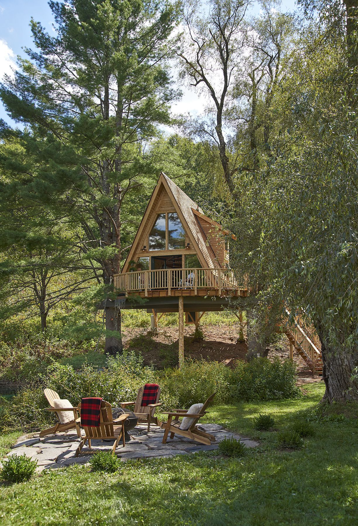 5 Things You Didn T Know About Treehouse Masters Pete