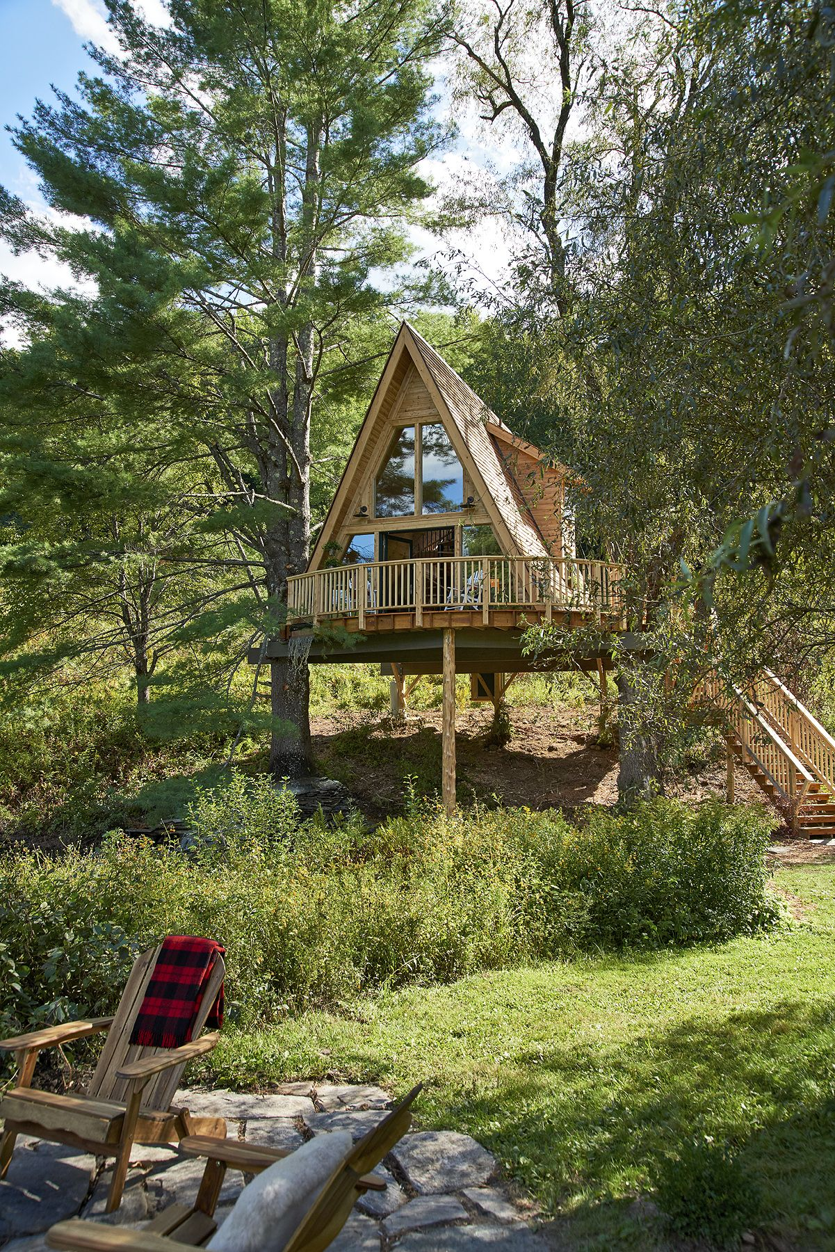 What It Takes To Build A Treehouse Masters Style Treehouse