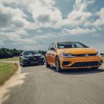 2019 Honda Civic Type R Vs 2019 Vw Golf R Which Is The Hottest Hatch