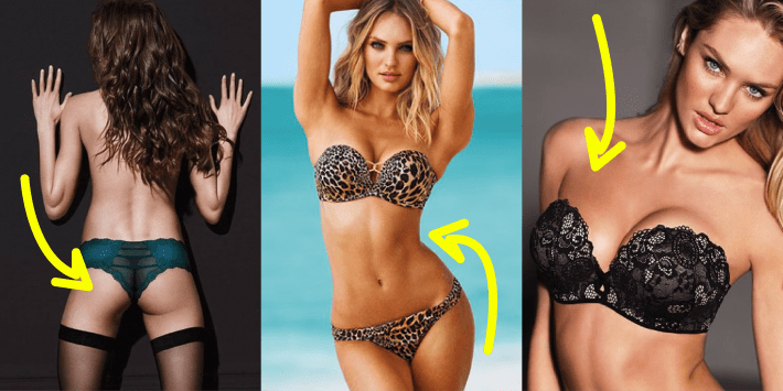 the 10 most insane victoria's secret photoshop fails of all time