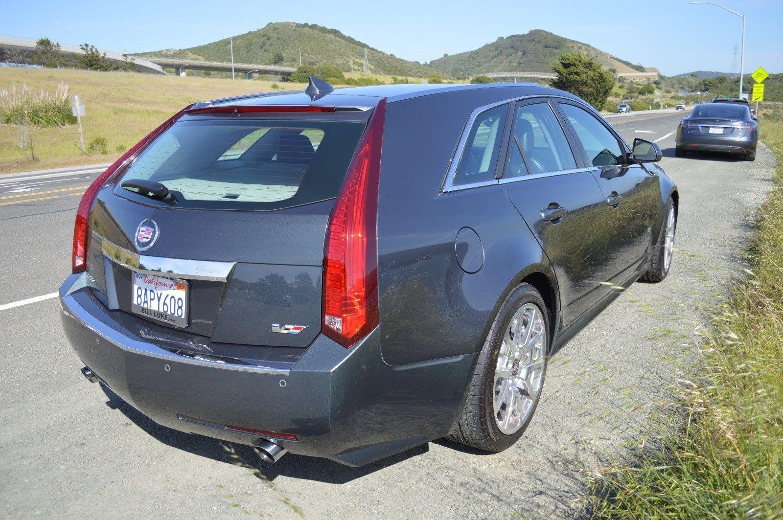 2000 Cadillac Sts Manual