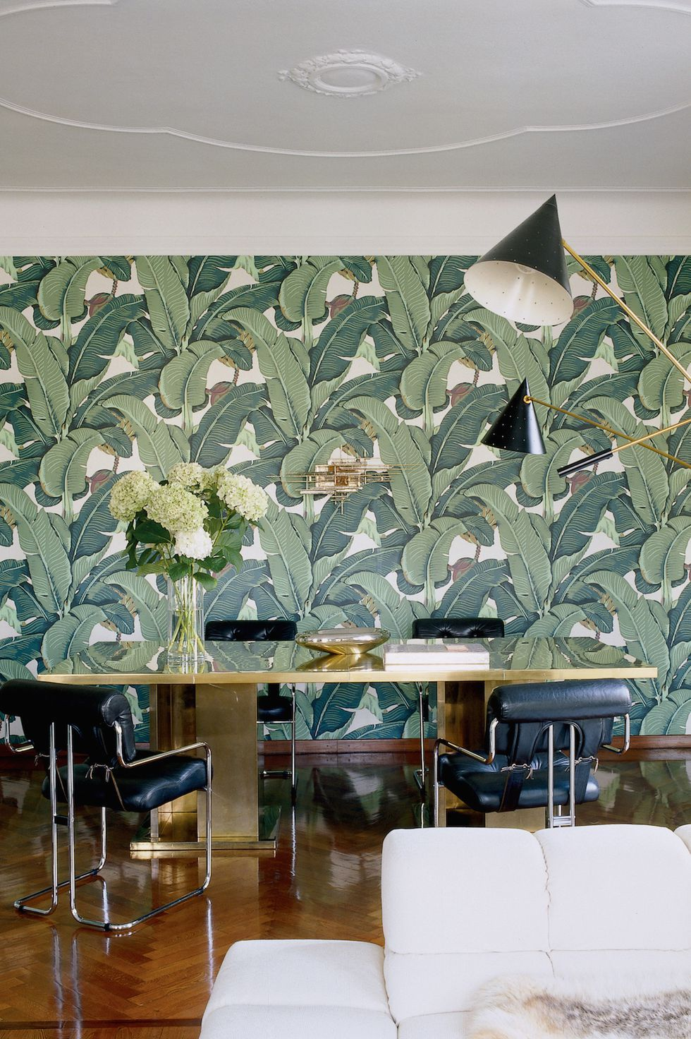 wallpaper ideas for living room feature wall stickers tree 30 modern design colorful designer walls