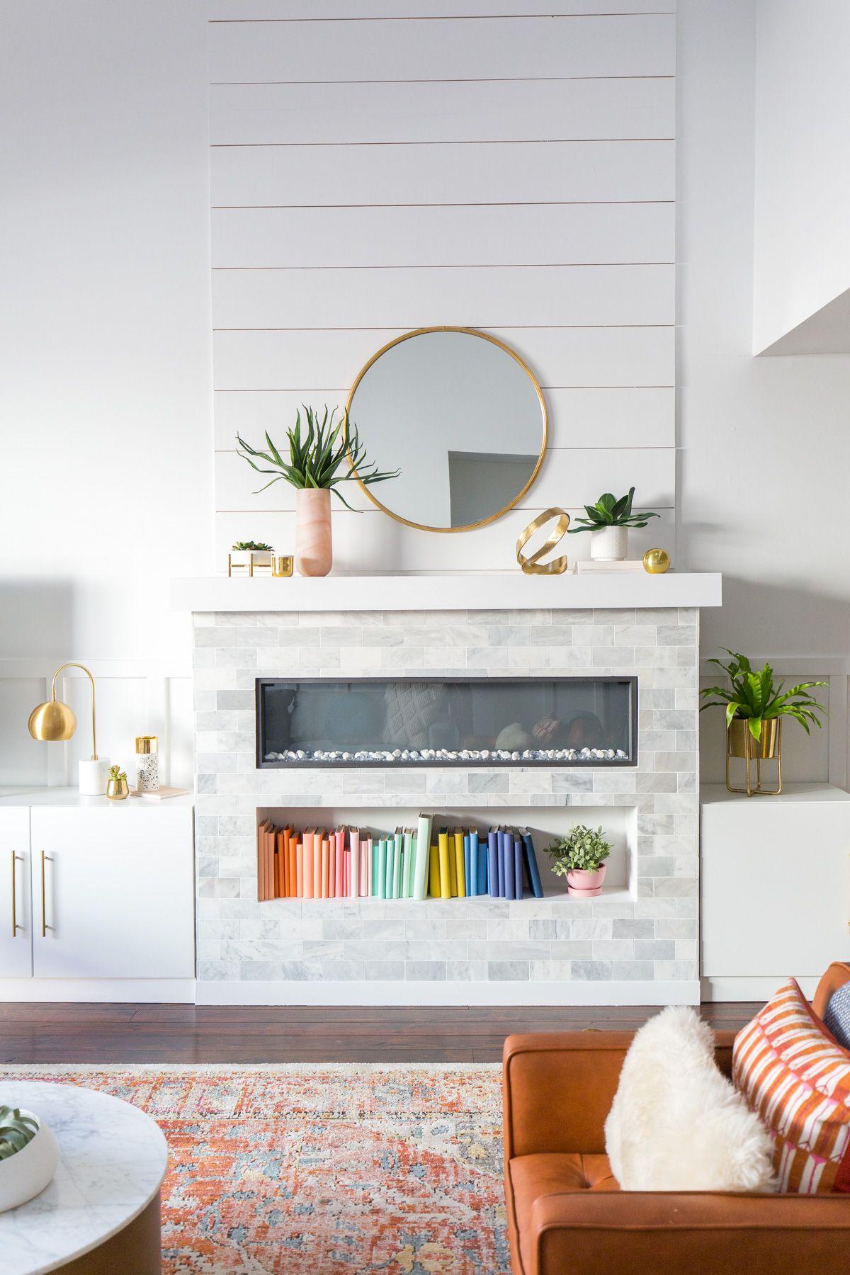 10 Unique Fireplace Mantel Decor Ideas How To Decorate Your Mantel