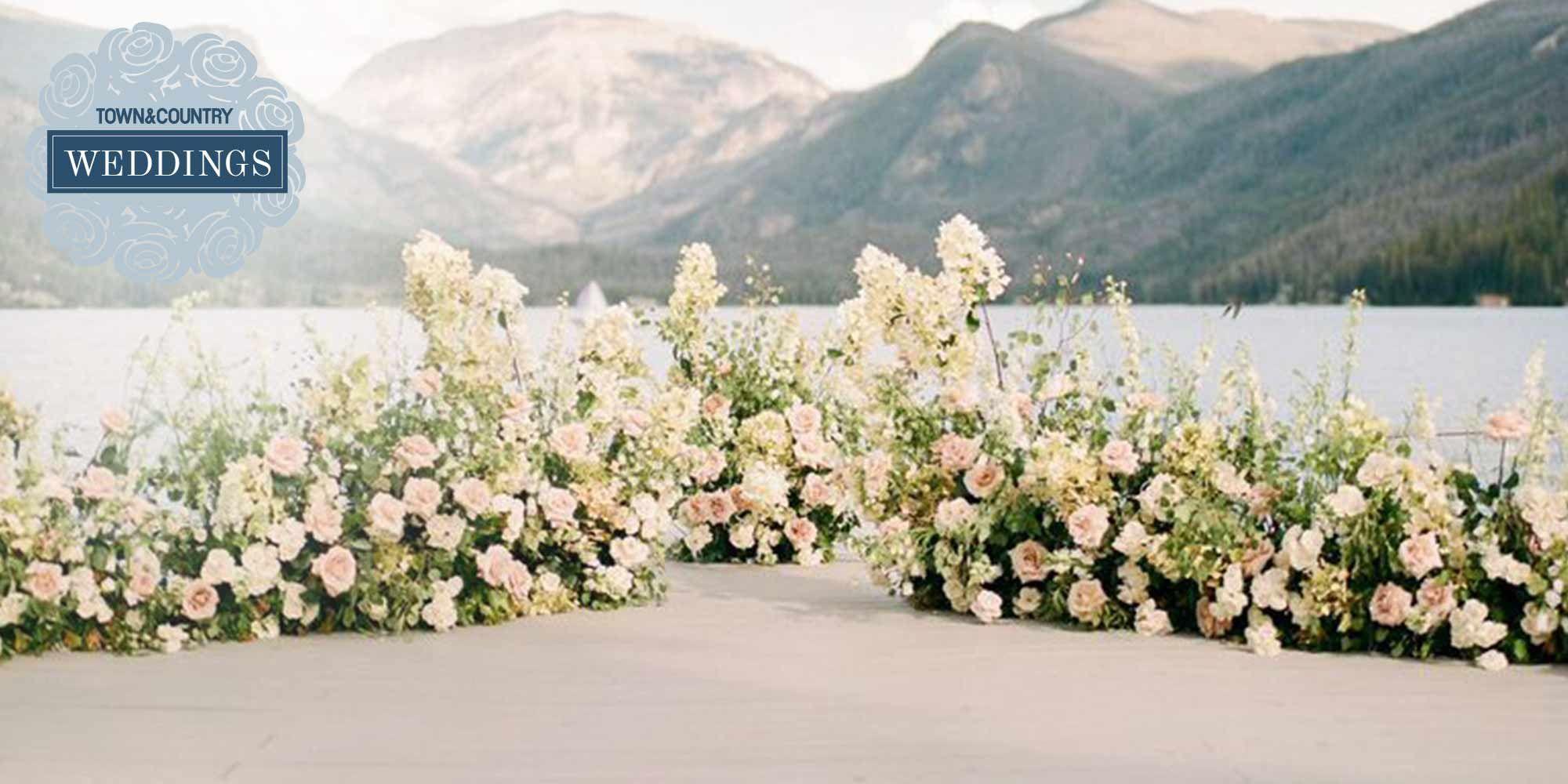15 amazing wedding altar