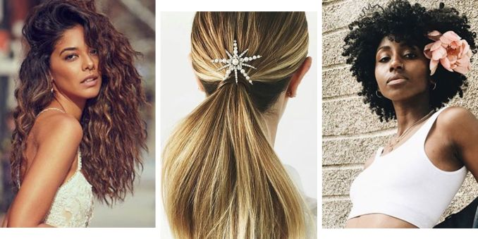 25+ wedding hair ideas 2019 - instagram's best bridal hairstyles