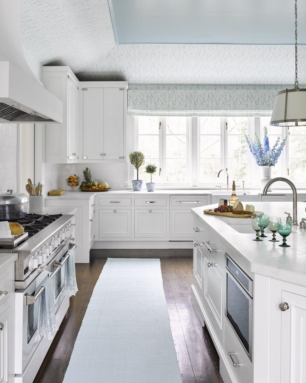 20 white kitchen ideas