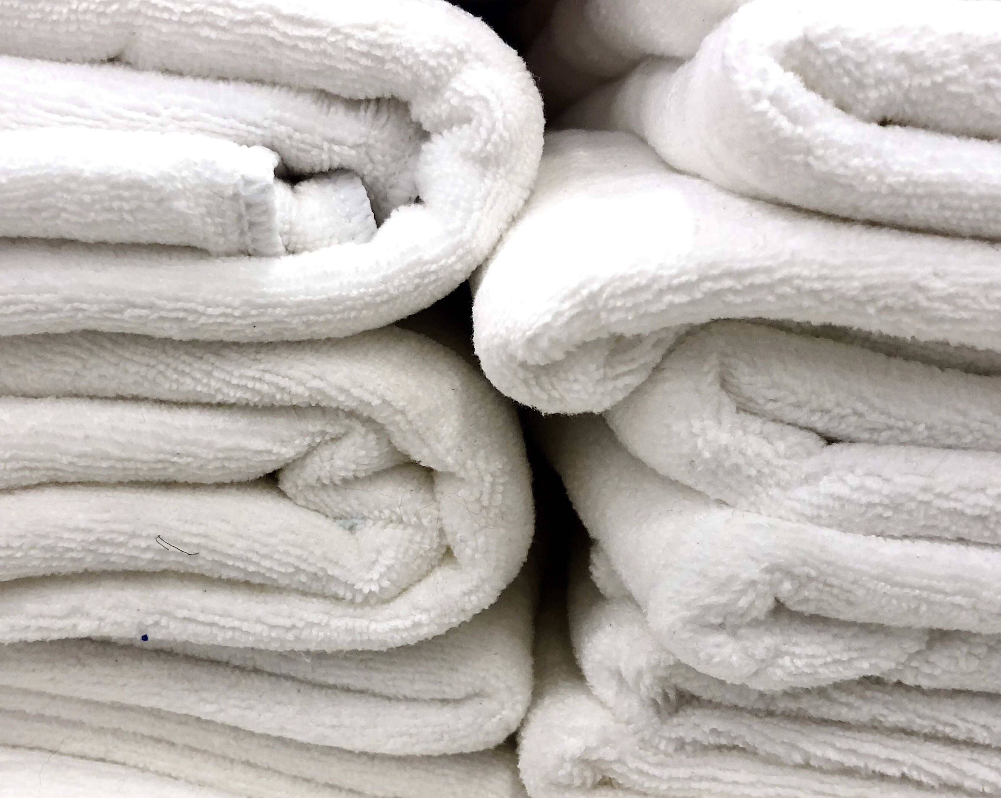 Replace Your Bathroom Towels At This Time