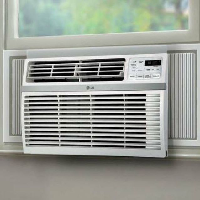 Lg The Humble Window Air Conditioner