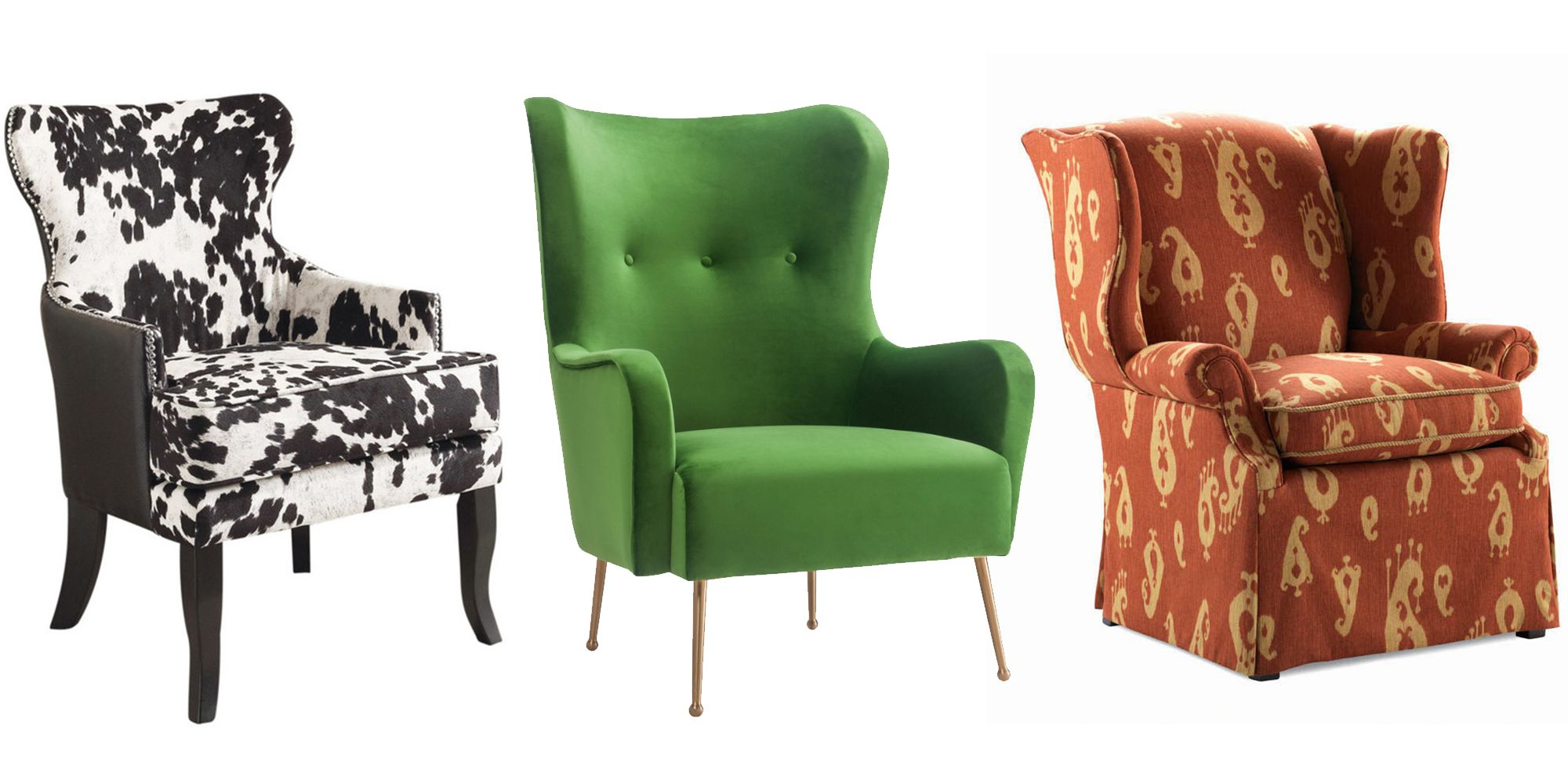 Used Wingback Chairs Best Wingback Chairs Modern Upholstered Wing Back Chairs
