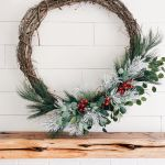 30 Diy Christmas Wreaths How To Make Holiday Wreaths