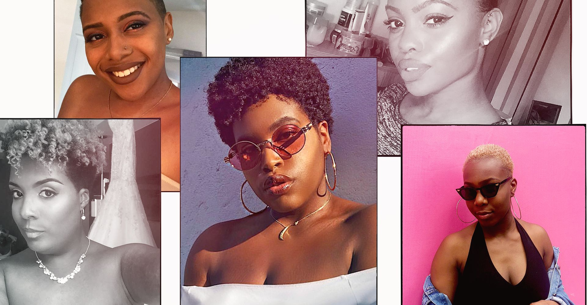 Nappily Ever After 9 Black Women On Their Big Chop Experience
