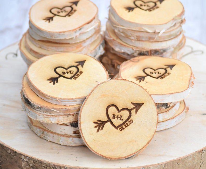 25 easy wood slice crafts diy wood