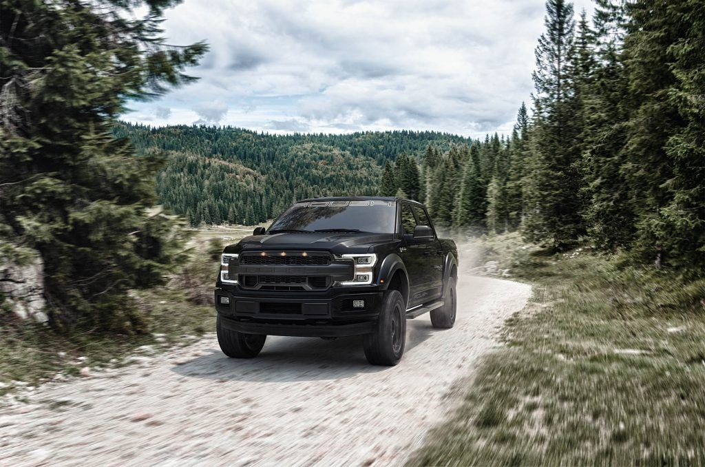 2020 ford f 150 with louder exhaust