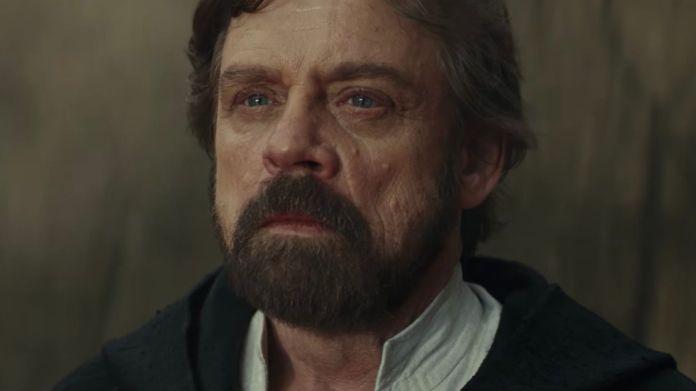 Luke Skywalker en Los Ultimos Jedi