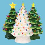 Target Has Beautiful Ceramic Christmas Trees For Your Decor