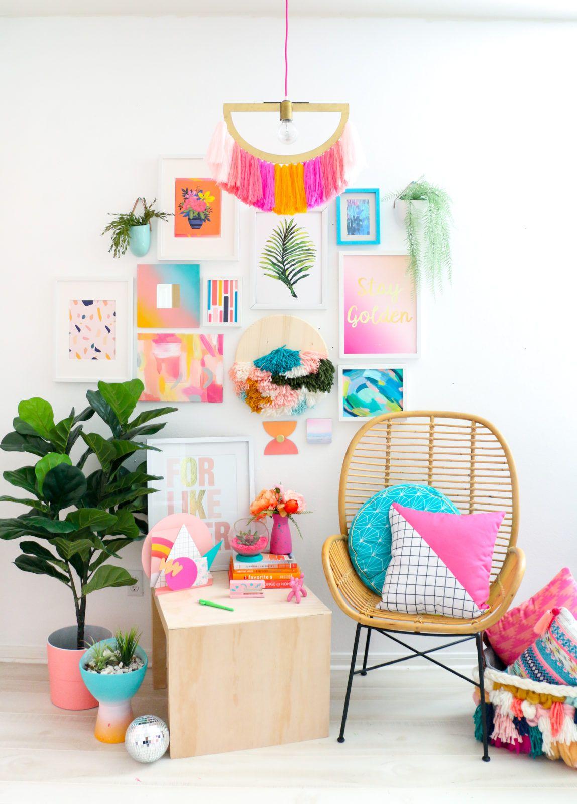 13 Yarn Craft Ideas Diy Yarn Projects