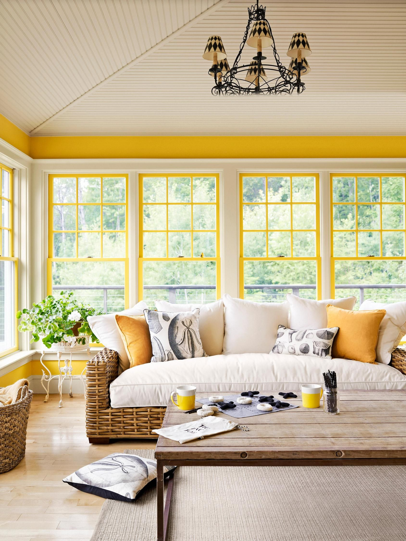 16 Best Yellow Paint Colors Yellow Paint Colors For Your Living Room